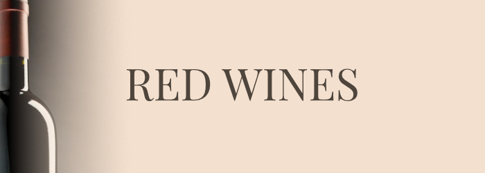 Shop Red Wines