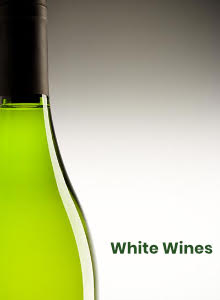 White Wines from Noble Grape